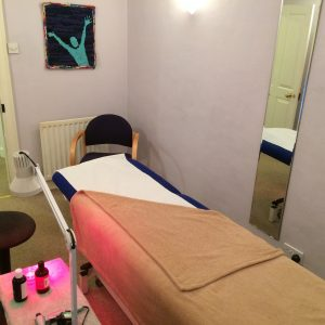 My room at Queen Street Consulting Rooms