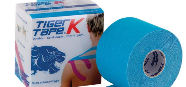 I use Tiger Tape bought from Physique